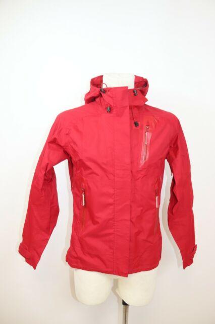 Norheim Women's 7RTechnology 1Kmm Wind/Waterproof Hood Hiking Trekking Jacket 38