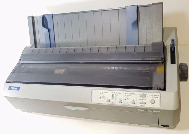 Epson FX-2190 Matrixdrucker Für Unternehmen USB LPT MATRIXDRUCKER NADELDRUCKER