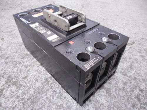 USED ITE FJ63B200 Circuit Breaker 200A Frame 200A Trip