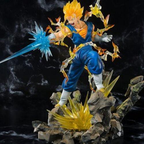 Dragon Ball Z Super Saiyan Potara Vegetto PVC Figure Figurine Model Kid Fans Toy