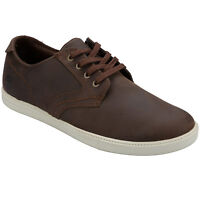 Mens Fulk Ox Trainer Shoe In Brown From Get The Label