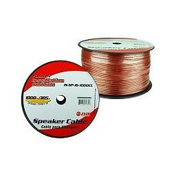Nippon ISSP161000CL Pipeman/'S 16 Gauge Speaker Cable 1000Ft
