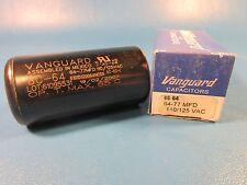 50//60Hz Mfd 64-77 uF 110-125VAC Vanguard BC-64 Start Capacitor