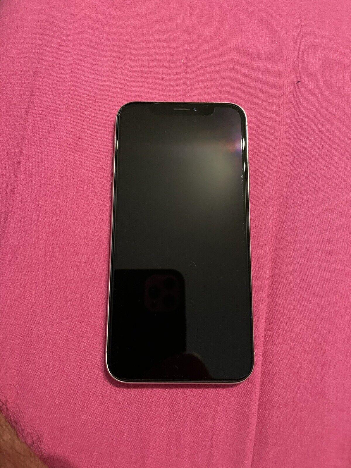 iPhone: Apple iPhone X – 64GB – Bianco
