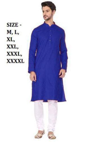 Solid Pattern Men/'s ethnic Wear Kurta Pajama Sets MENS COLLECTION SE1