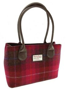 Ladies-Authentic-Harris-Tweed-Handbag-LB1003-COL52