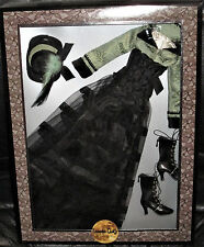 EVANGELINE GHASTLY Whispers From Below outfit Tonner Wilde Imagination NRFB
