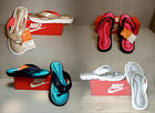 Nike Women's Comfort Thong Sandals Shoes SIZES! COLORS! NEW Flip Flops NWT