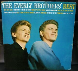 THE-EVERLY-BROTHERS-BEST-LP-CADENCE-CLP3025-USA-ISSUE
