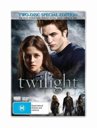 1 of 1 - Twilight (DVD, 2009, 2-Disc Set) Special Edition