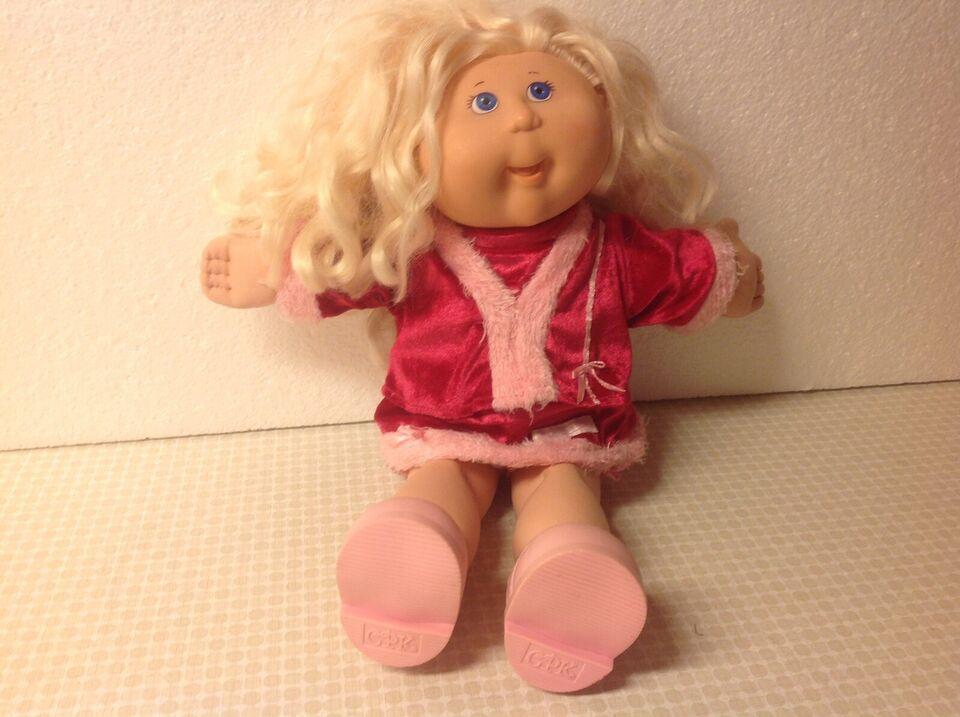 Kludedukke, Kludedukke pige Dukke med stofkrop