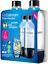miniatura 1 - SodaStream Bottiglie Lavabili in Plastica Universali Gasatore Acqua Soda Stream