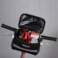 Convenient Large Storage Bike Front Handlebar Pannier Bicycle Cycling Bag Pouch
