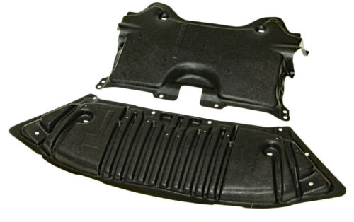 Under Engine Gearbox Cover 2007-2014 BUMPER Class W204 S204 Mercedes C