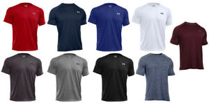 Under-Armour-Men-039-s-Tech-Shortsleeve-T-Shirt-1228539-FREE-SHIPPING