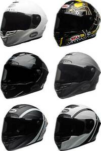 Bell-Star-DLX-MIPS-Helmet-Full-Face-Motorcyle-Street-Riding-Race-DOT-Snell