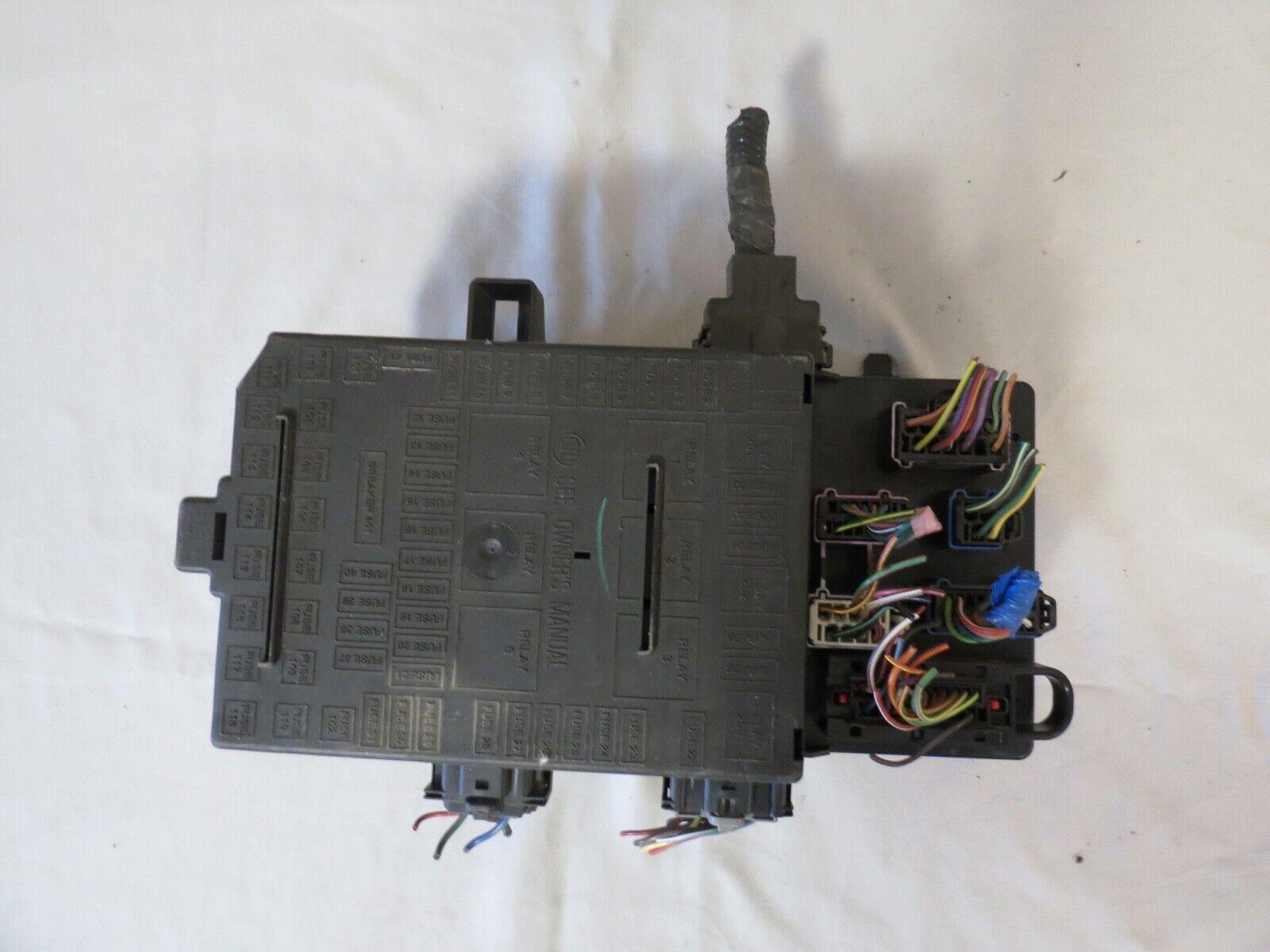Junction Box Fuse Box Small Distributor RNT 6 Modules AP IP42 3.3