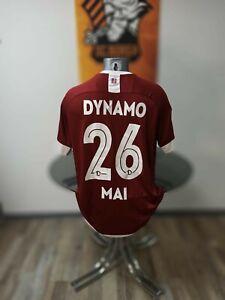 Originale-Trikots-mit-Unterschrift-Sebastian-Mai-SG-Dynamo-Dresden