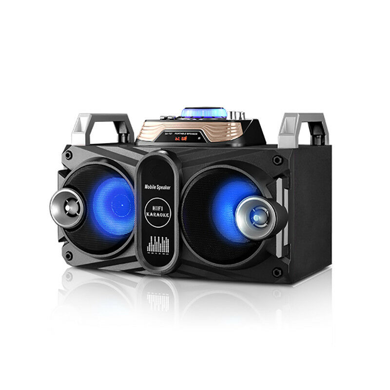 Speaker Cassa Altoparlante Blautooth Portatile Dj-727 Radio Fm Usb linq