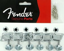 FENDER TUNERS MECCANICHE STRATOCASTER 70'S VINTAGE NEW 0990822100