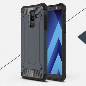 watch 5db0c 0124b Details about Shockproof Hybrid Rugged Armor Hard Case Cover For Samsung  Galaxy A6 Plus 2018