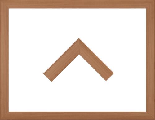 MDF-Bilderrahmen PIEMONT 25 x 35 cm Abgerundet und schlicht in 50 Farben.