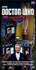 doctor who the christmas specials dvd 2015 - 2015 Christmas Specials