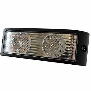 Nuevo 1 X CA7092 Lámpara trasera de 247 Iluminación Rojo y recuperación LED ámbar Coche Furgoneta Kit Car