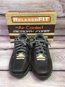 SKECHERS Relaxed Fit Rovato Texon Size