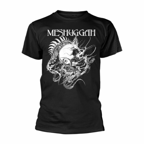 Meshuggah Spine Head T Shirt S M L XL XXL Official Tshirt Metal T-Shirt