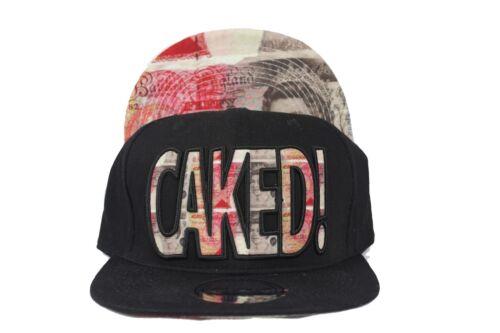 dollaro Piatto Picco Hip hop cappelli baseball uomo e donna Caked Snapback Coperchi