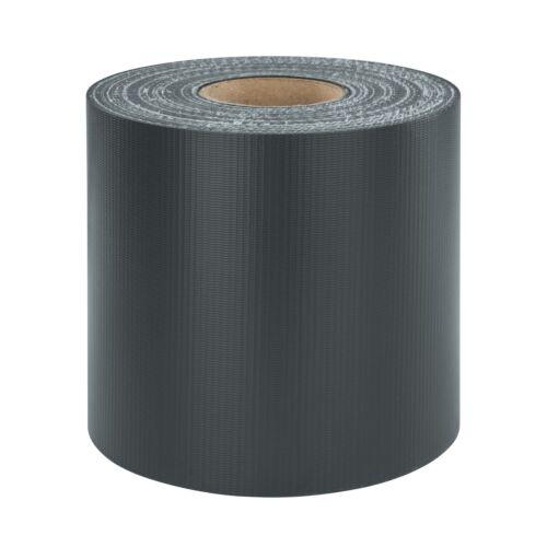 PVC Sichtschutzstreifen 35 m x 19 cm anthrazit grün grau hellgrau wei 0.71€//1m
