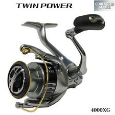 SHIMANO 15 Twin Power 4000XG Reel Spinning Reel JAPAN