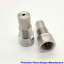 thumbnail 1 - M18-x-1-5-Stainless-Steel-O2-Oxygen-Sensor-Extension-Spacer-Adapter