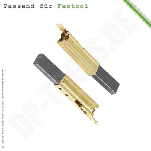 Balais Charbon pour Festool Aspirateur Ctm 33 le Sg 230V