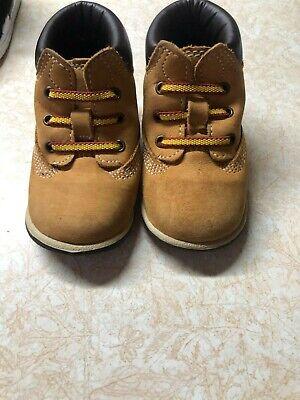 infant boy boots size 5
