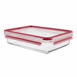 EMSA-Clip-amp-Close-Glas-2L-Vorratsdose-Aufbewahrungs-Brotbox-Brotdose-NEU-OVP