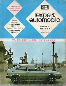 Humble Rta Revue Technique Automobile N° 131 Volkswagen Scirocco 1100 1600 Acheter Un En Obtenir Un Gratuitement