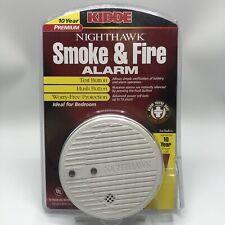 Kidde Bedroom Smoke Alarm 0916lln Battery Operated For Sale Online