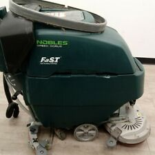 Nobles Speed Scrub Good Condition 485 Hours
