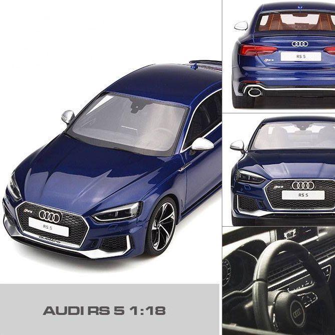 1 18 IXO GTS Audi RS5 Coupe Die Cast Model