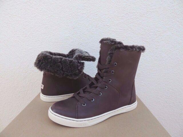 1365d2b3af1 UGG Australia Women's Croft Luxe Quilt BOOTS Color Espresso Size 6.5 1013908