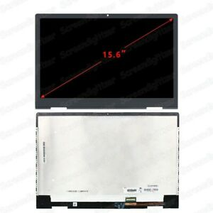 digitizer Assembly Bezel and Control Board x360 15m-dr 15m ...