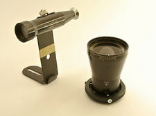 ANAMORPHIC LENS Hiloscope 1.5x & finder for 8mm camera