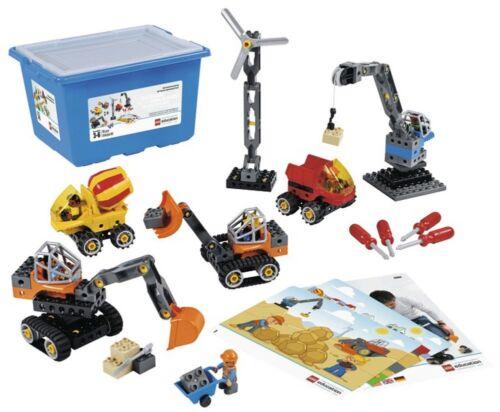45002 Duplo®tech Machines Set
