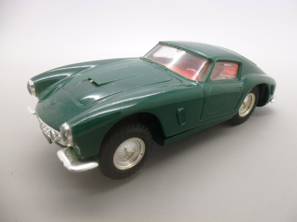 Scalextric C69 Green French Edition Car, Very Clean