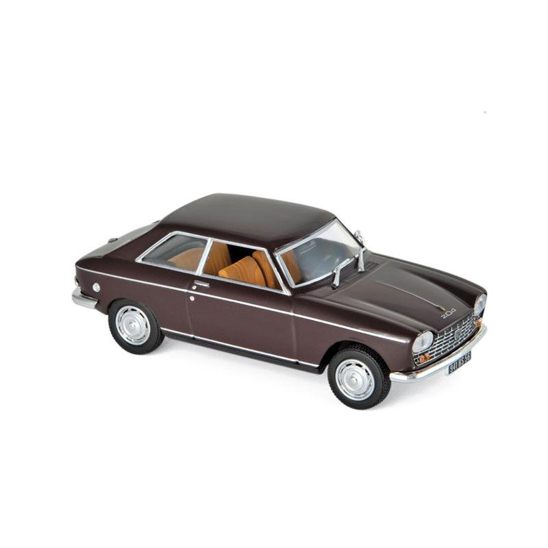 Norev 472403 472403 472403 Peugeot 204 Coupé Bordeaux 1967 Échelle 1 43 Maquette de Voiture 511715