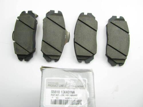 New Genuine FRONT Disc Brake Pads OEM For 2006-2007 Sonata S581013KA31NA