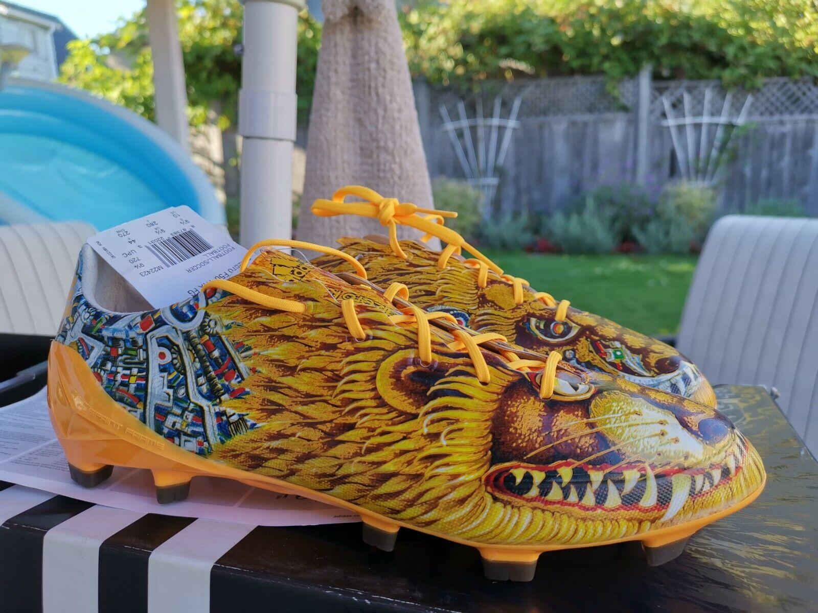Mayo Rareza Día del Niño  Mens Sz 10 adidas F50 Adizero Y-3 Yamamoto Limited Ed Soccer Shoes/cleats  M21944 for sale online   eBay