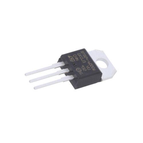 Btb24 -600 cwrg TRIAC 600v 25a 35ma to220ab THT stmicroelectronics